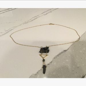 Jewelry - Stone statement necklace